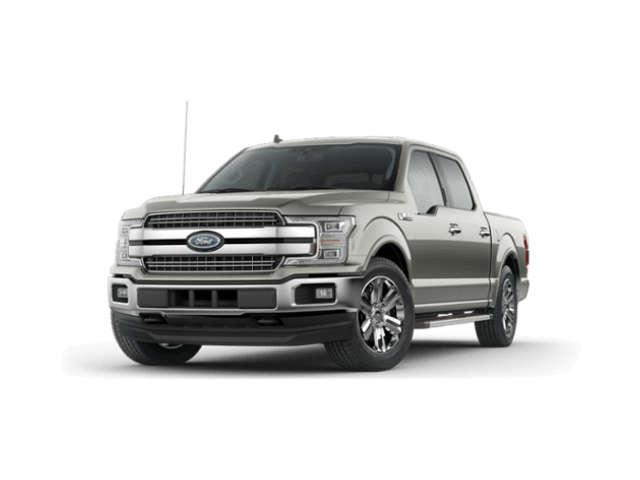 2019 Ford F-150 LARIAT LARIAT 4WD SuperCrew 5.5 Box in Jasper, IN